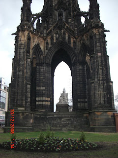Walter Scott Monument, Edinburgh