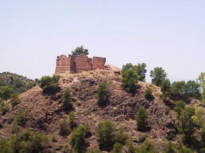 Ruinas y áreas de cruising