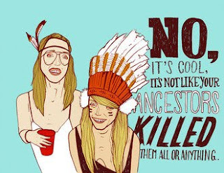 "Modern ""Native"" Style & Cultural Appropriation"