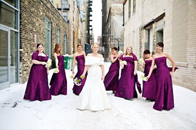Inspire Me Winter Wedding Photos photo 2758157-6