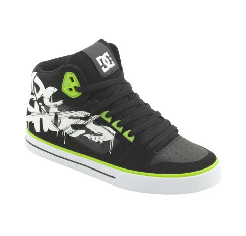 oz shop blog dc shoes ken block spartan high wc. Black Bedroom Furniture Sets. Home Design Ideas