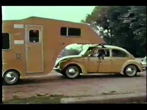 1974 volkswagen beetle camper road test. Black Bedroom Furniture Sets. Home Design Ideas