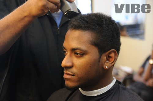Ja'e Say: Lloyd Cuts His Hair
