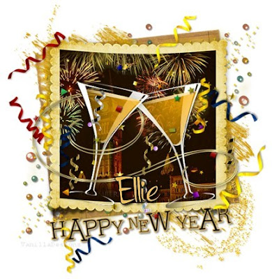 new year greetings cards