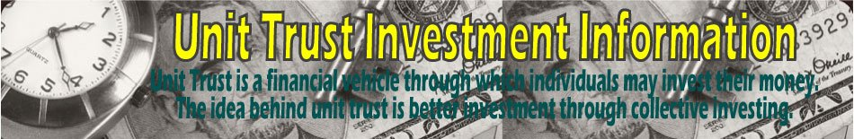 What Is Unit Trust Investment