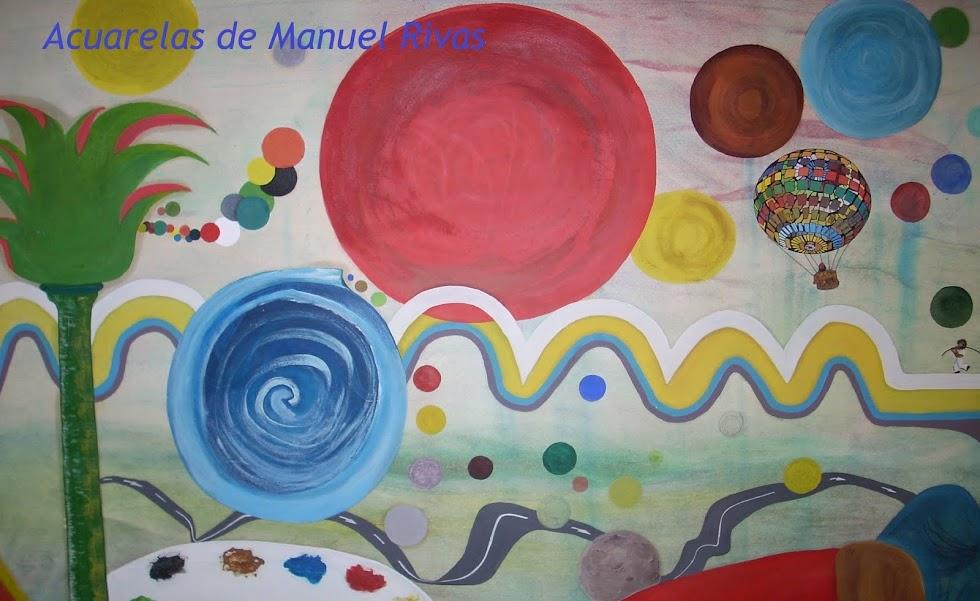 ACUARELAS de Manuel Rivas