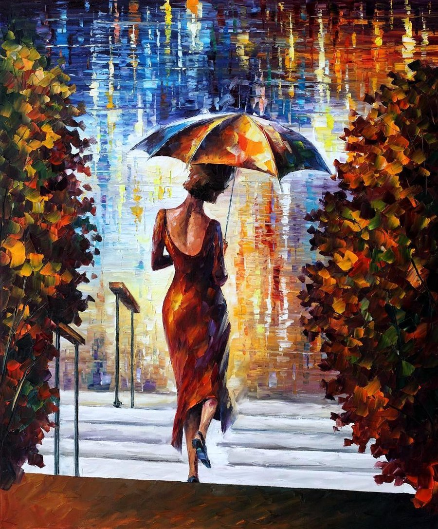 Galeart leonid afremov - Decorarte pinturas ...
