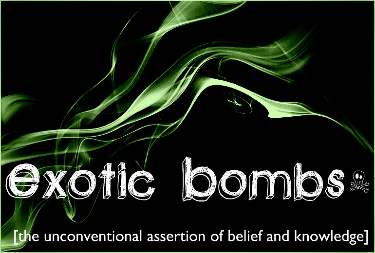Exotic Bombs