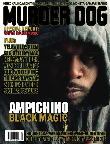 ampichino murder dog cover