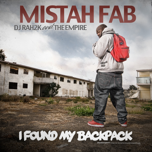 mistah fab i found my backpack