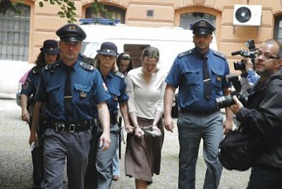 "Klara Mauerová y Barbora Skrlová: ""Las Devoradoras de Niños""  Klara+Mauerov%C3%A1+(arresto)"