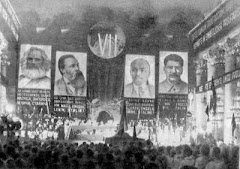 Marx, Engels, Lenin & Stalin