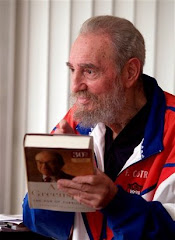 Fidel Castro Ruz read and studied Alan Greenspan&#39;s book