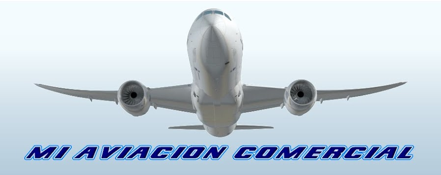 Mi Aviacion Comercial