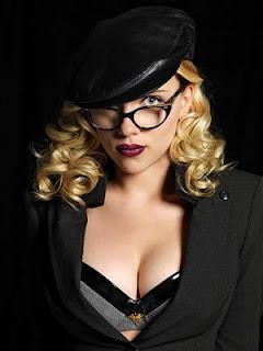 Scarlett Johansson - Silken Floss