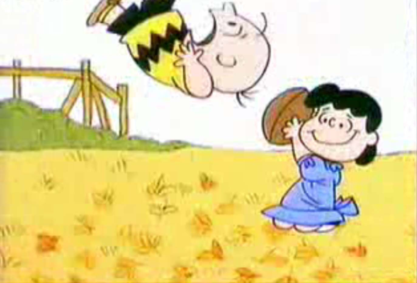 animated Lucy from charlie Brownlucy