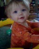 Madeline Belle 16 months old