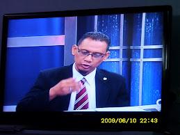 TV BERNAMA ASTRO 502:
