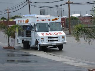 El Taco de Oro truck