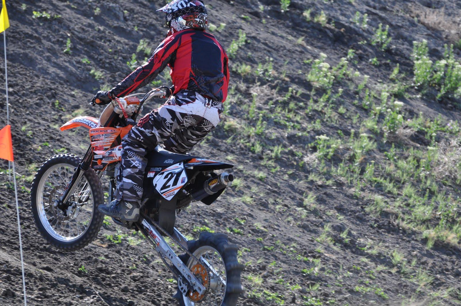 Rockwell Pro Hillclimb Series Logo Rockwell Pro Hill Climb Series
