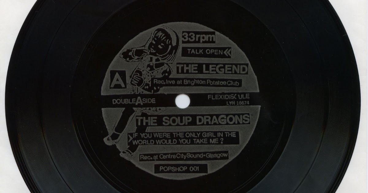 Soup Dragons, The - Divine Thing