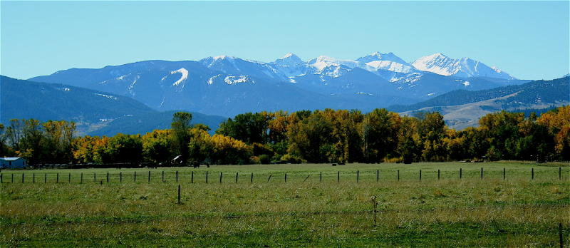 Montana Memories