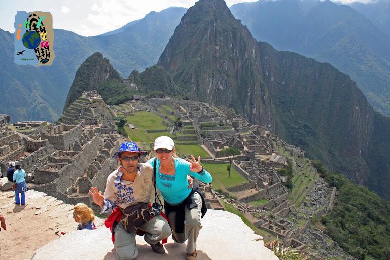 Machu Picchu, 3ª Maravilla.