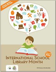 Outubro - Mês Internacional das Biblioteca Escolares