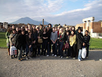 Student Visit:     Rome and Pompeii