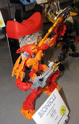 Review of LEGO 8985-1: Ackar - brickpicker.com