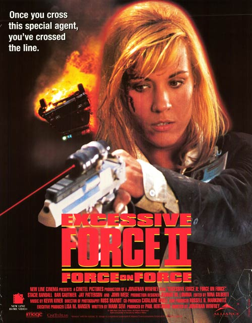 Excessive Force II: Force on Force movie