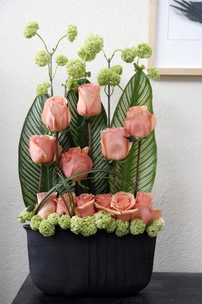Tomobi Floral Art Weekly Office Floral Decoration