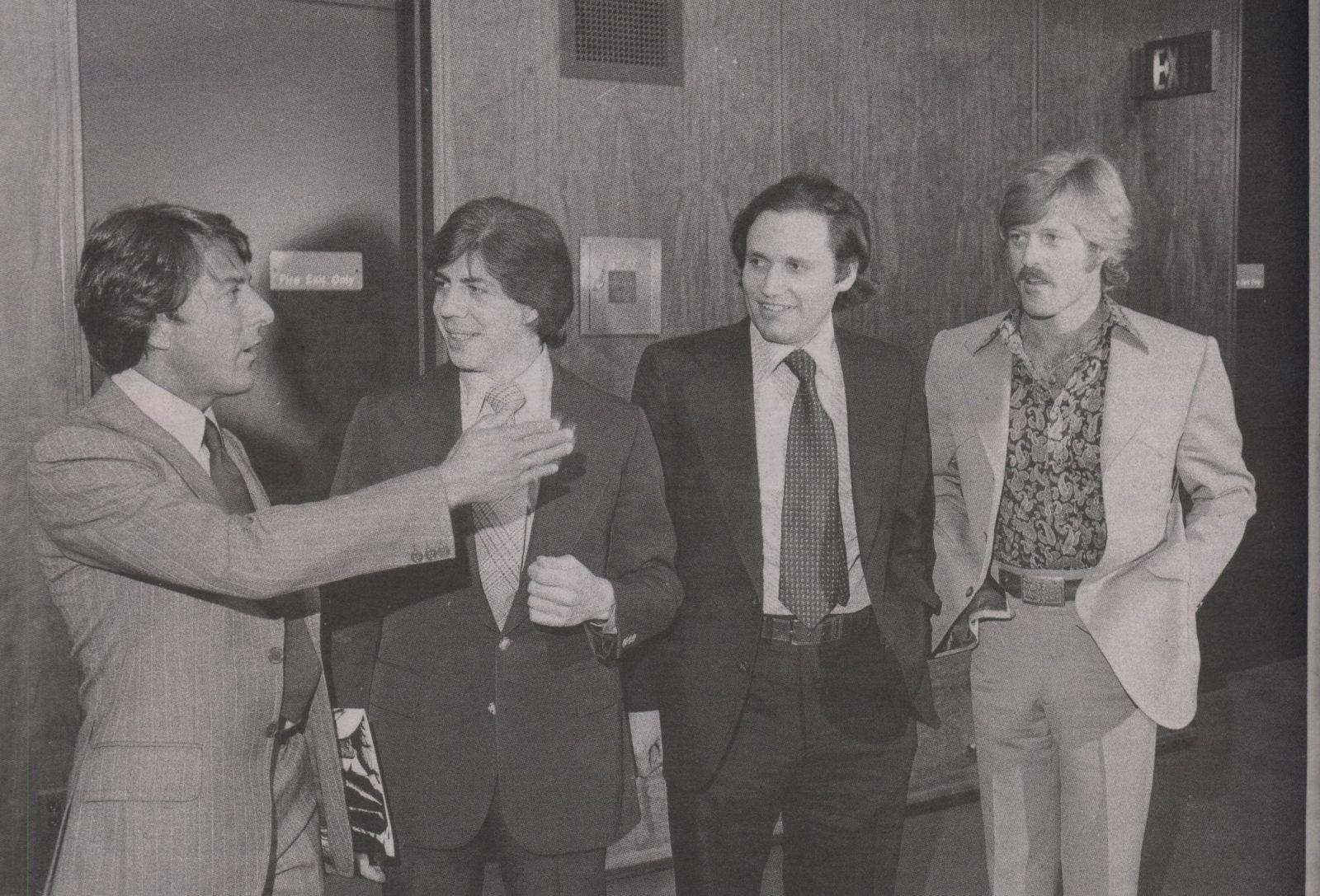Todos los Hombres del Presidente - Carl Bernstein y Bob Woodward Woo1-010