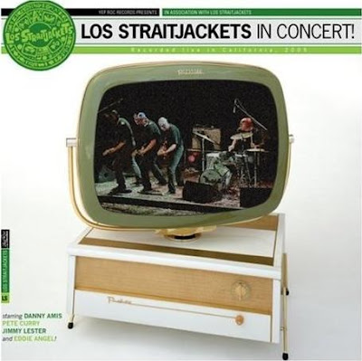 Los Straitjackets: In Concert (2008)