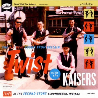 The Kaisers: Twist With The Kaisers (1998)
