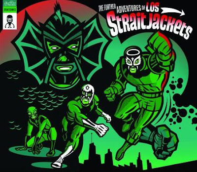 Los Straitjackets: The Further Adventures Of Los Straitjackets (2009)