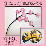 Cherry Blossom Tutorial by my daugher Katie