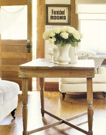 Just Beautiful Things Simple Farmhouse Style