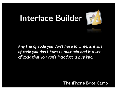 Any line of code you don't have to write, is a line of code you don't have to maintain and is a line of code that you can't introduce a bug into.