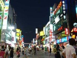 Daejeon Nightlife