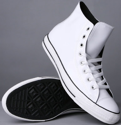 patent All Star Specialty leather Hi