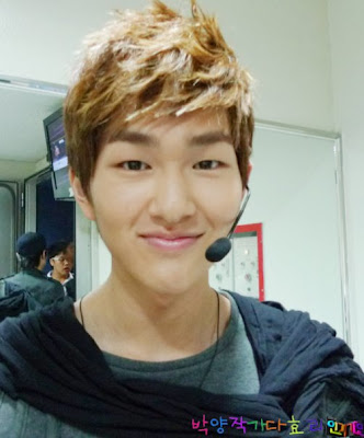 Member Profile Song Album: Onew Lee Jinki Leader of SHINee profile