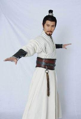 Ding Zi Jun The Myth Series