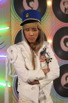 Lee Hong Ki as SNSD Jessica
