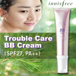Korean Innisfree BBCream