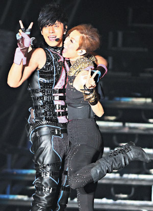 Show Luo Sammi Cheng
