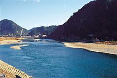 gifu nagara river