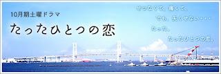 Tatta Hitotsu no Koi
