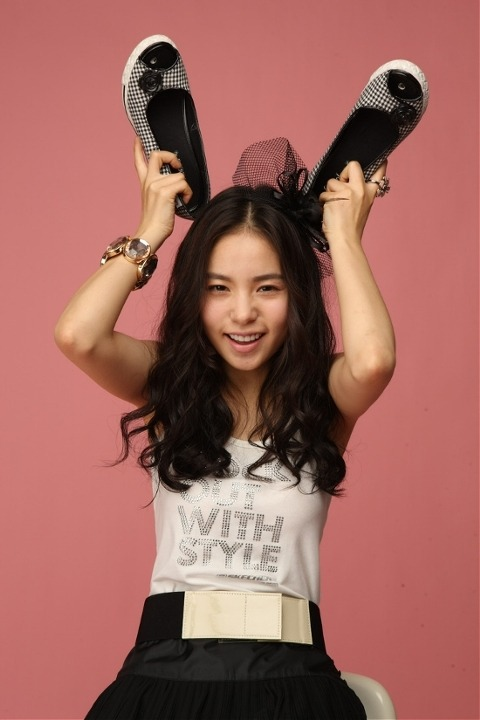minhyorin skechers5 Latest Korean Girl haircuts