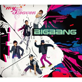 big bang my heaven